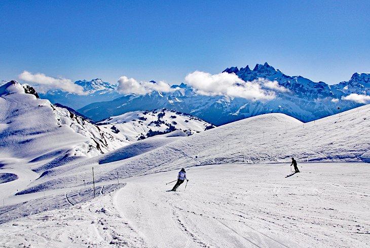 Avoriaz sci in Francia