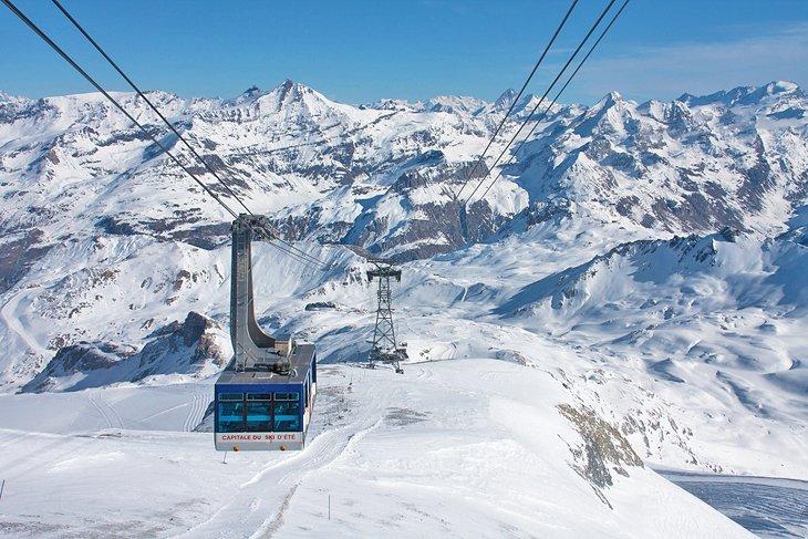 Francia sciare in Val d'Isere